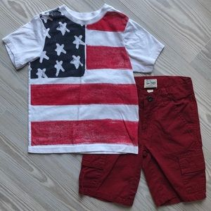⭐️ 5 Boys Children's Place Summer Outfit